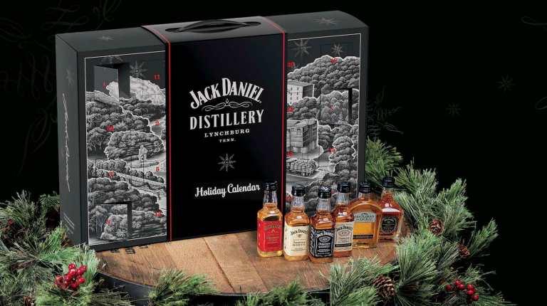 Jack Daniels Holiday Calendar