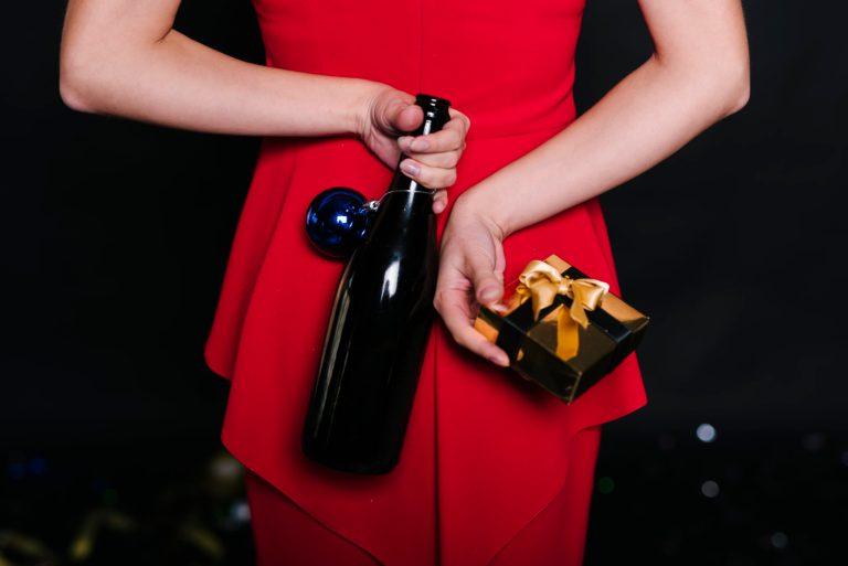 Botella Regalo