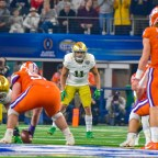 ND Football: Alohi Gilman Named To Jim Thorpe Award Watch List