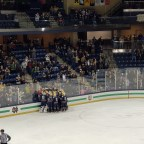 ND Hockey: The Irish Fight Back And Tame The Lions