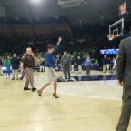 ND Women's Basketball: How Sweet It Is!!! Back In The Round Of 16!