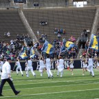 ND Football: Spring Football Has Sprung