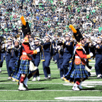 ND Football: Which Player's Were The Top Performers Of The First Half