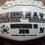 "ND Football:Game 10/Week 12 Navy Looks To Torpedo The Irish With The ""Triple Option"""