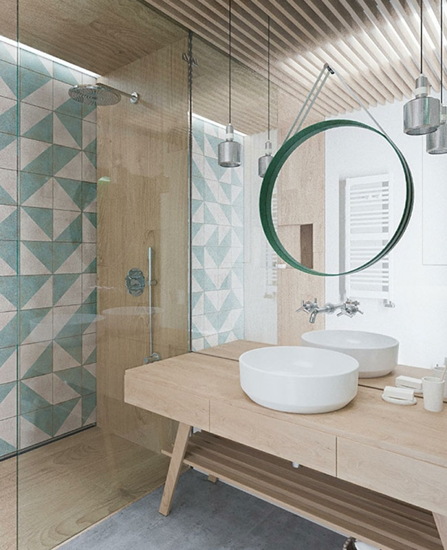 Salle De Bain Scandinave Idees Deco Et Inspirations Shake My Blog