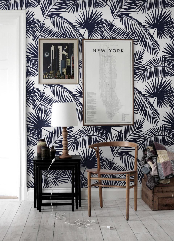 Le Papier Peint Tropical Pour Dcorer Votre Intrieur