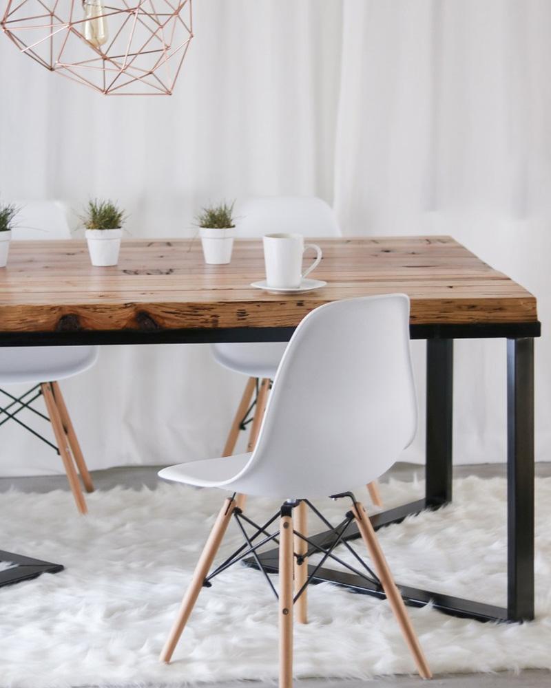5 tables diy pour votre salle a manger