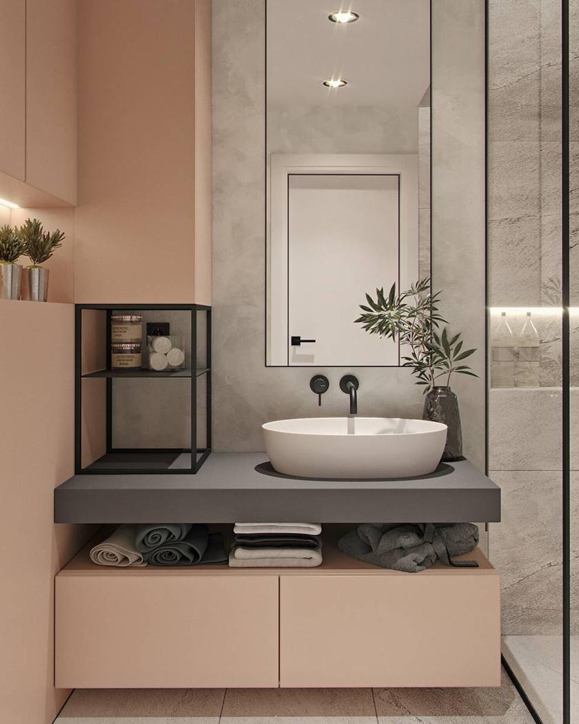 salle de bain moderne idees deco et