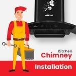 Chimney Install