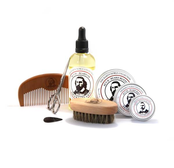 Deluxe Grooming Bundle Kit
