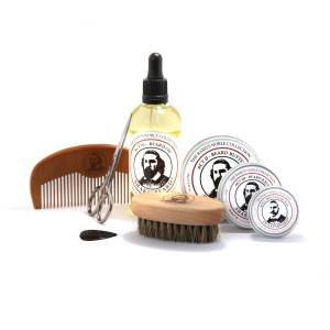 Deluxe Grooming Bundle Kit