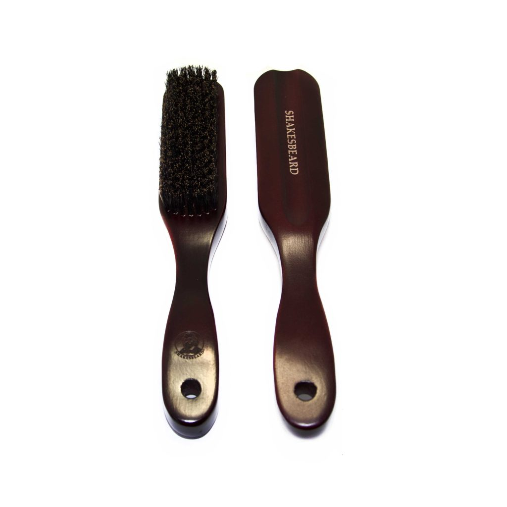 Long Handle Beard Brush