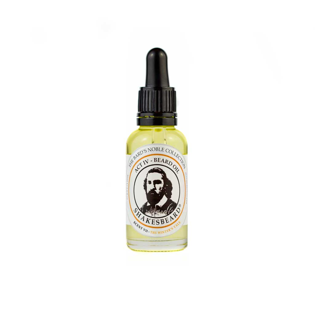 Winter Spice Beard Oil 30ml The Winters Tale