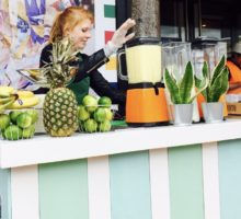 Shakes on Wheels | Smoothiebar – Smoothie catering
