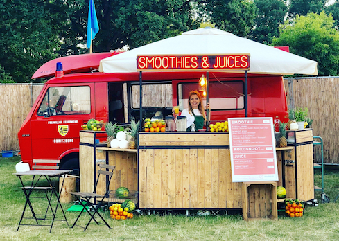 Shakes on Wheels - Smoothie Foodtruck