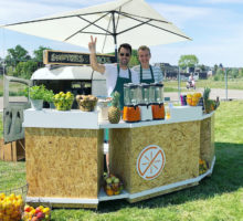 Shakes on Wheels – Smoothiebar OSB