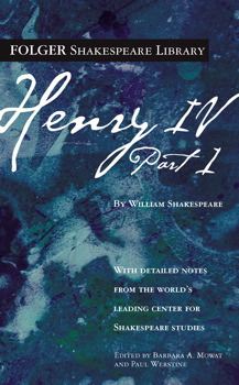 Henry IV, Part 1 cover