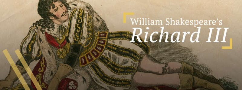 Richard III: The fall of Richard III