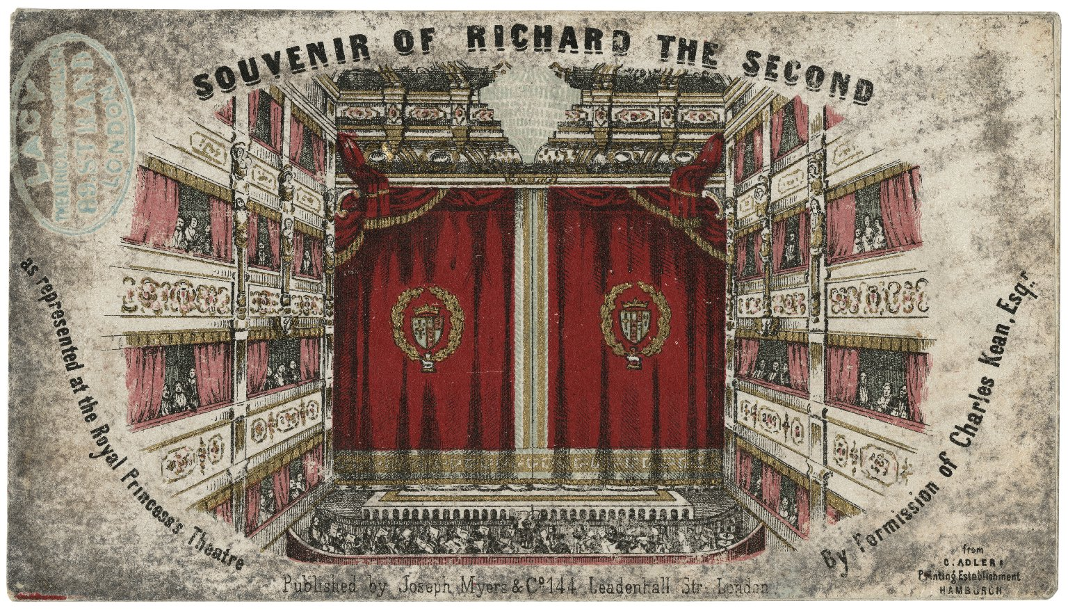 Richard II souvenir