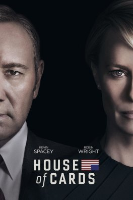 "Kevin Spacey and Robin Wright in ""House of Cards."""