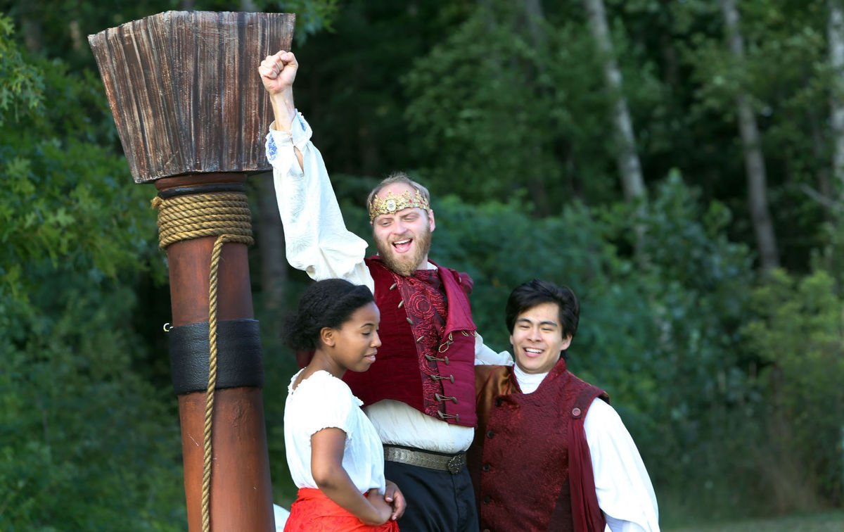 Shakespeare at Notre Dame Young Company, Pericles