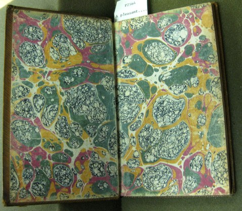 Pleasant Treatise endpapers