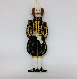 shakespeare-ornament