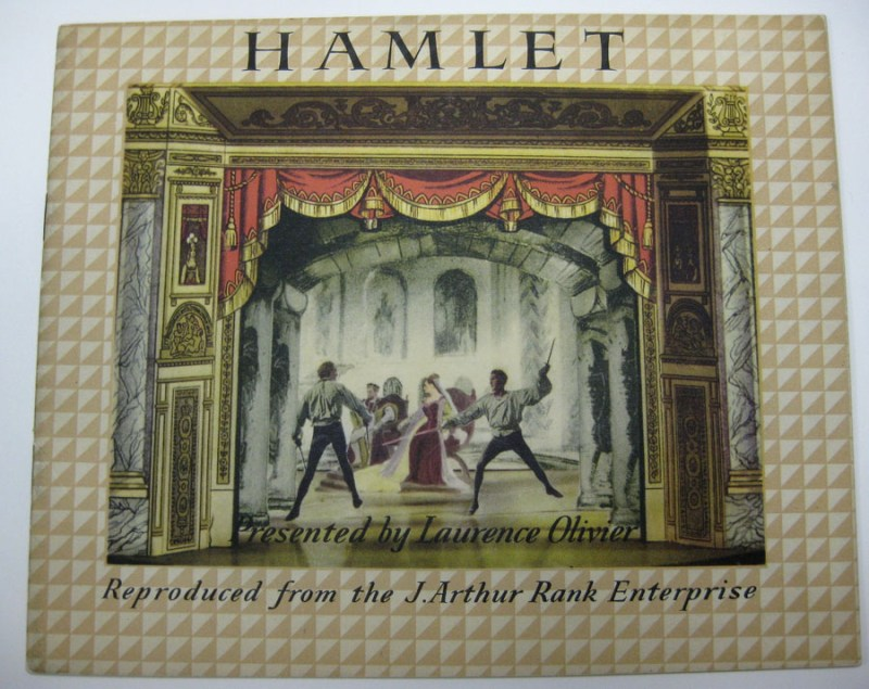 Hamlet theater cover