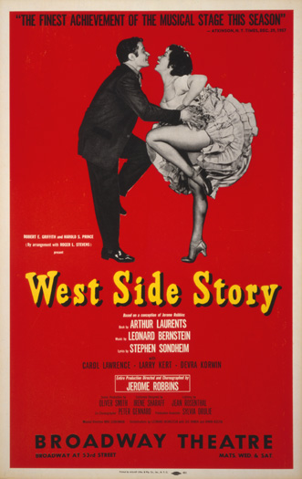 West Side Story - Shakespeare musicals