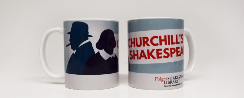 This mug is one of our eight Christmas gift ideas for Shakespeare fans.