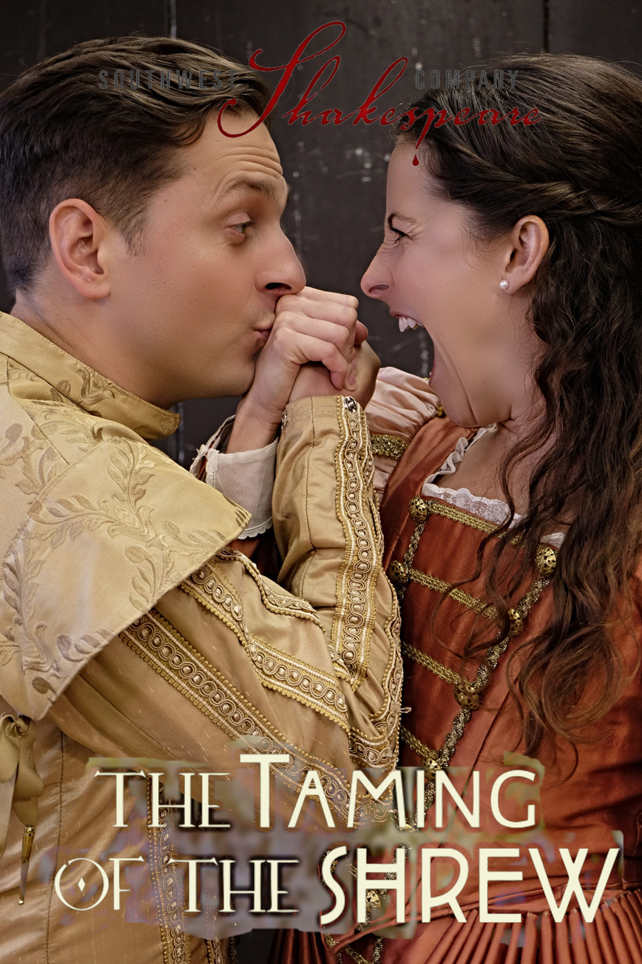 """""""The Taming of the Shrew,"""" Southwest Shakespeare Company"""