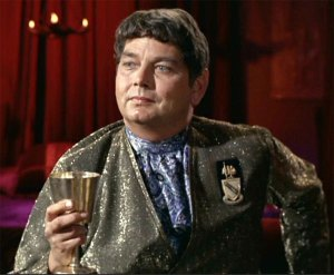 Claudius Marcus in Star Trek