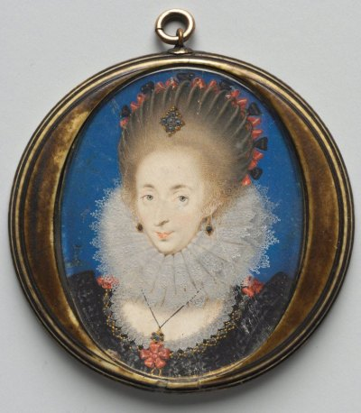 Portrait of Lucy Russell