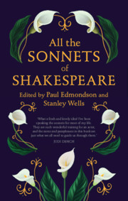 All the Sonnets of Shakespeare book cover