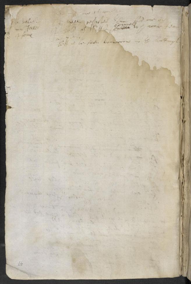 Image result for heavily damaged latin manuscripts