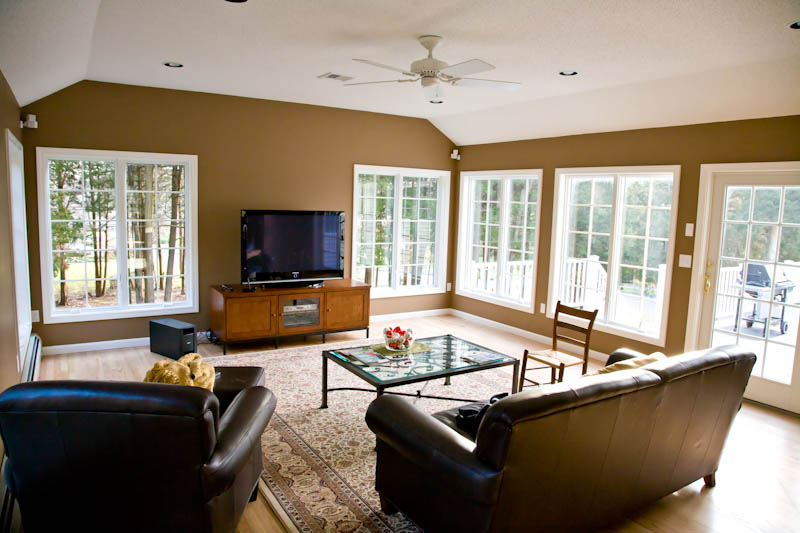 Charmant Family Room Addition