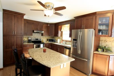 Shakespeare Home Improvement Co. Kitchen Remodel Project