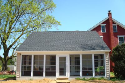 Shakespeare Home Improvement Co. Sunroom Addition Project