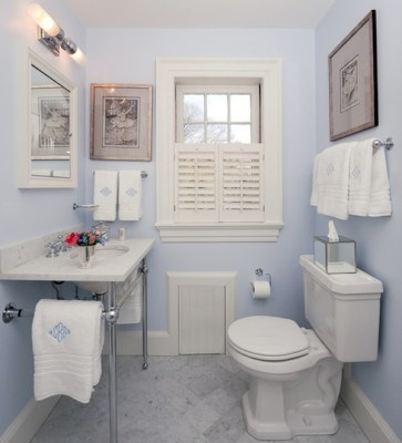 Tiny Bathroom Ideas to Make it Look and Feel Larger