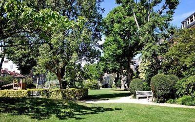 Crescent Garden, W9
