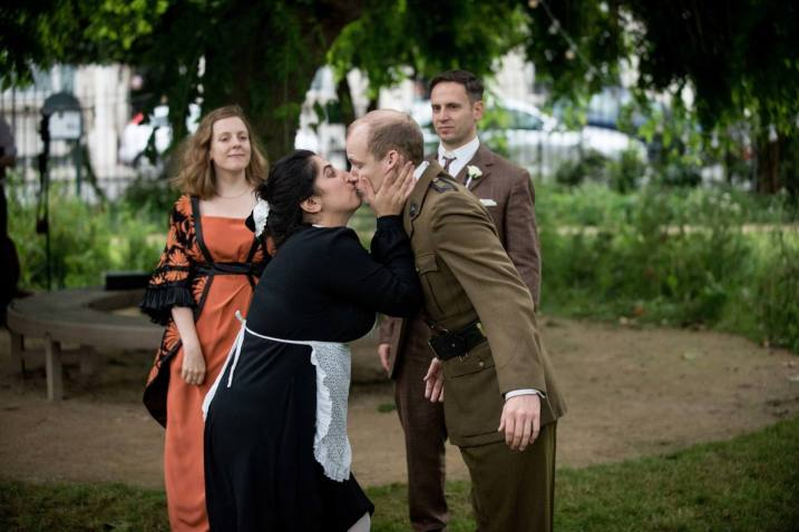 Much Ado About Nothing (2016). Photograph by James Millar