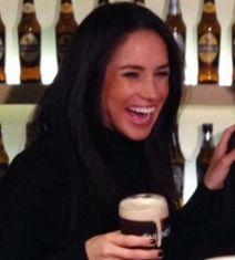 Meghan drinking beer.jpg