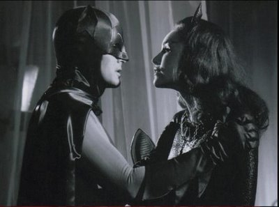 Catwoman: She is me and I am she? (2/2)