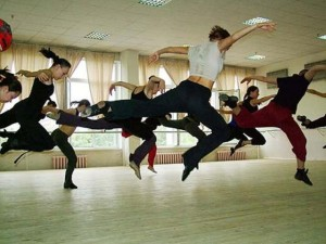 современная хореография 2