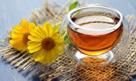 Immune Boosting Tea: A Recipe For Postpartum Healing