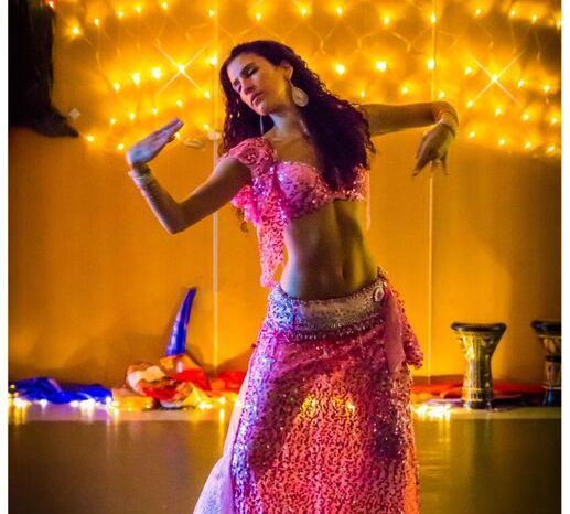 Arabic Rhythm in Belly Dance