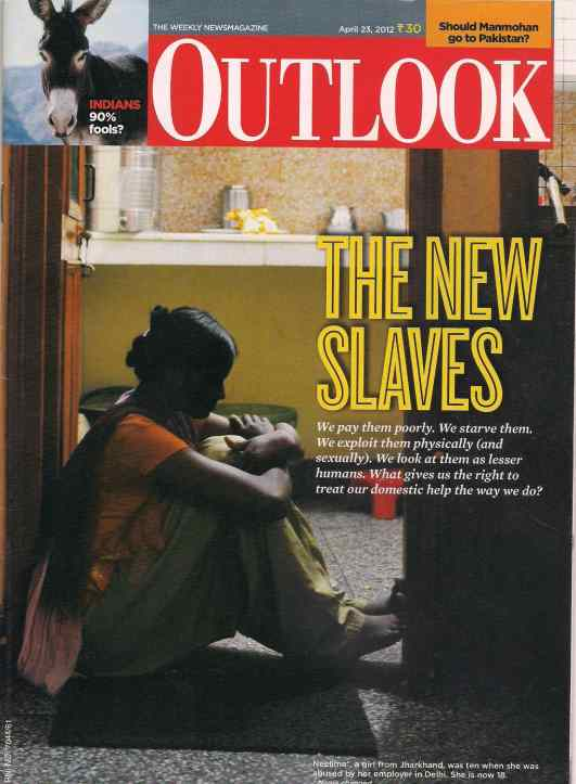 THE NEW SLAVES - STORY COVERING THE ISSUES OF TRAFFICKING AND VIOLENCE ON MAIDS
