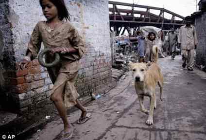 '14 children go missing daily in Delhi'