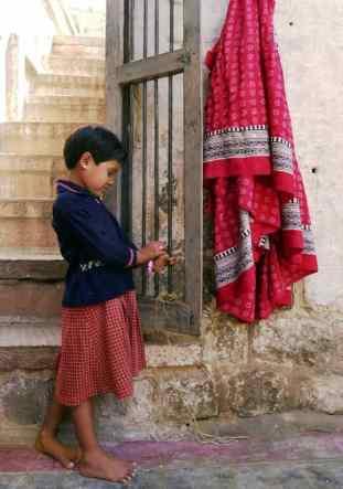 INDIA-CHILD-MARRIAGE-SUNITA