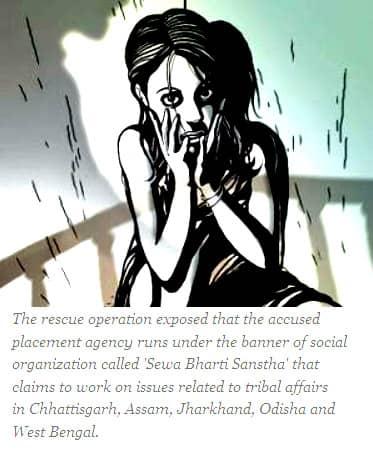 Chattisgrah Trafficking